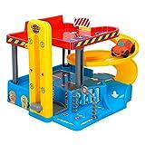 Motor Town - Garaje 2 niveles con 1 coche (46339) , color/modelo surtido