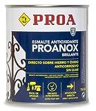 Esmalte directo sobre óxido antioxidante Proanox